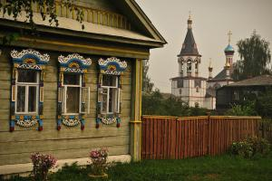 (Apartments on Partizanskaya)