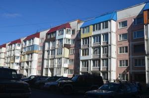 Bagira Apartment on Larina 29 - Shankhay