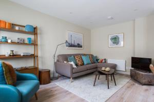 onefinestay - Marylebone private homes II, Апартаменты  Лондон - big - 100