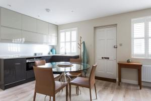 onefinestay - Marylebone private homes II, Апартаменты  Лондон - big - 125