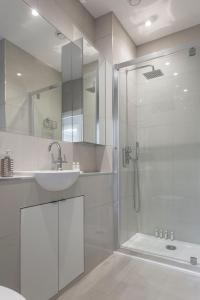 onefinestay - Marylebone private homes II, Апартаменты  Лондон - big - 126