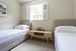 onefinestay - Marylebone private homes II, Апартаменты  Лондон - big - 128