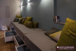 Mi Hotel, Digital Appartement, Apartmanok  Lyon - big - 67