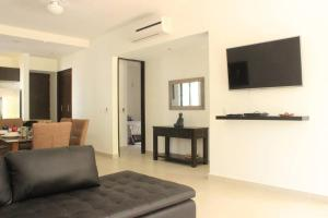 Luxurious Condo in a Breathtaking Environment - Access to Grand Bahia Amenities, Ferienwohnungen  Akumal - big - 8