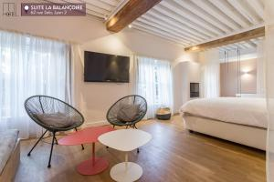 Mi Hotel, Digital Appartement, Apartmanok  Lyon - big - 68