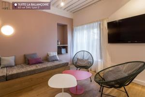 Mi Hotel, Digital Appartement, Apartmanok  Lyon - big - 71