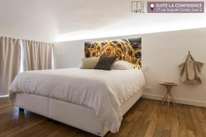 Mi Hotel, Digital Appartement, Apartmanok  Lyon - big - 74