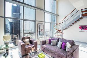 Dream Inn Dubai Apartments - Duplex Central Park Tower - Dubai