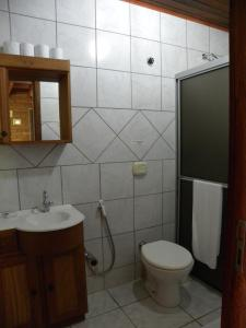 Pousada Recanto das Vieiras, Vendégházak  Porto Belo - big - 15