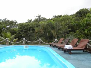 Pousada Recanto das Vieiras, Vendégházak  Porto Belo - big - 40