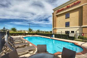 Hampton Inn & Suites Houston Rosenberg