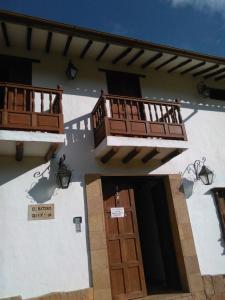 Casona El Retiro Barichara, Appartamenti  Barichara - big - 83