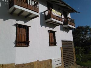 Casona El Retiro Barichara, Appartamenti  Barichara - big - 107
