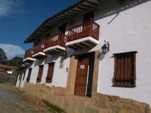 Casona El Retiro Barichara, Apartments  Barichara - big - 84