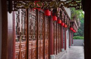 Han Dynasty Boutique Hotel, Hotels  Chengdu - big - 57