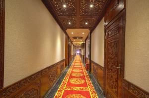 Han Dynasty Boutique Hotel, Hotels  Chengdu - big - 55