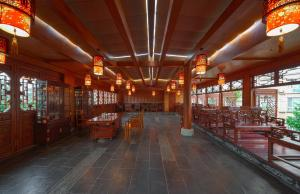 Han Dynasty Boutique Hotel, Hotels  Chengdu - big - 48