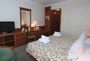 Danubius Health Spa Resort Hévíz, Rezorty  Hévíz - big - 18