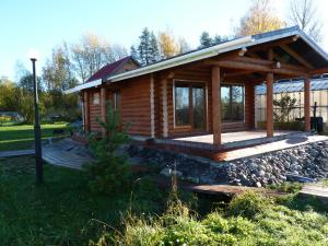 Country House by Pertozero, Ferienhöfe  Konchezero - big - 25