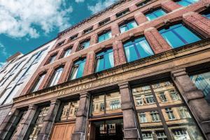 Ливерпуль - The Shankly Hotel