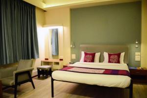 OYO 6429 Hotel Pearl, Szállodák  Púna - big - 13