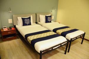 OYO 6429 Hotel Pearl, Szállodák  Púna - big - 11
