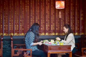 Han Dynasty Boutique Hotel, Hotels  Chengdu - big - 44