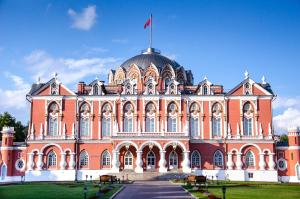 Отель Петровский Путевой Дворец - фото 1