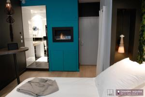 Mi Hotel, Digital Appartement, Apartmanok  Lyon - big - 41