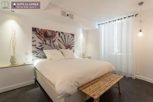 Mi Hotel, Digital Appartement, Apartmanok  Lyon - big - 79