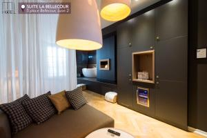 Mi Hotel, Digital Appartement, Apartmanok  Lyon - big - 94
