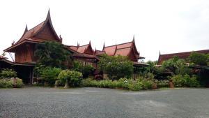 Ruen Chao Khun, Privatzimmer  San Kamphaeng - big - 2