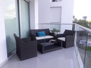 Apartamento de una Habitación En Morros Epic, Appartamenti  Cartagena de Indias - big - 20