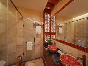 Han Dynasty Boutique Hotel, Hotels  Chengdu - big - 23