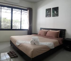 Baan Rapeephan, Дома для отпуска  Ао Нанг Бич - big - 19