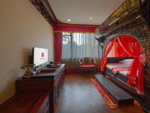 Han Dynasty Boutique Hotel, Hotels  Chengdu - big - 35