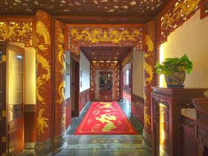 Han Dynasty Boutique Hotel, Hotels  Chengdu - big - 65