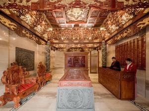 Han Dynasty Boutique Hotel, Hotels  Chengdu - big - 69