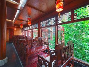 Han Dynasty Boutique Hotel, Hotels  Chengdu - big - 53
