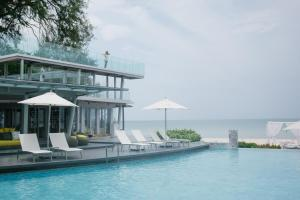 Veranda Pool Suite, Rezorty  Cha Am - big - 31