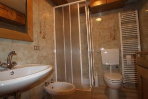 Val a Parte, Apartmány  Vigo di Fassa - big - 5
