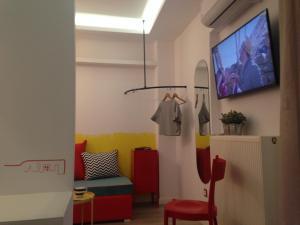 The Orange Bottle Apartments, Appartamenti  Salonicco - big - 13