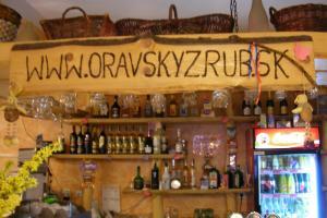 Penzion Oravsky Zrub