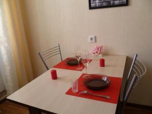 Apartment on Geroev-Razvedchikov