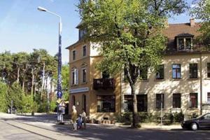 皮灵特泽尔城堡潘森酒店 (Pension an der Pillnitzer Schlossfähre)