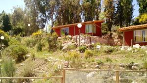 Terrazas de Encalada, Chalet  Cacheuta - big - 67