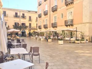 Appartamento Dammuso Ortigia, Ferienwohnungen  Syrakus - big - 36