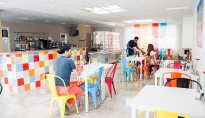Funway Academic Resort, Гостевые дома  Мадрид - big - 20