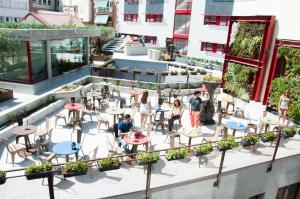 Funway Academic Resort, Гостевые дома  Мадрид - big - 35