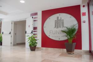Funway Academic Resort, Affittacamere  Madrid - big - 31